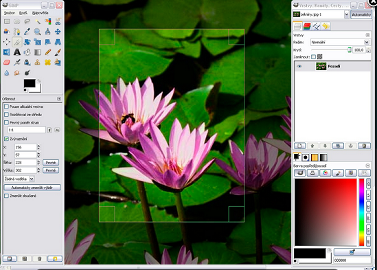 Image Editing Training Course for GIMP