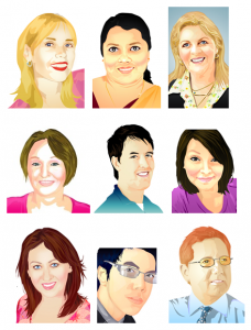 Our Digital Marketing team helps real estate agents with social media and facebook advertising